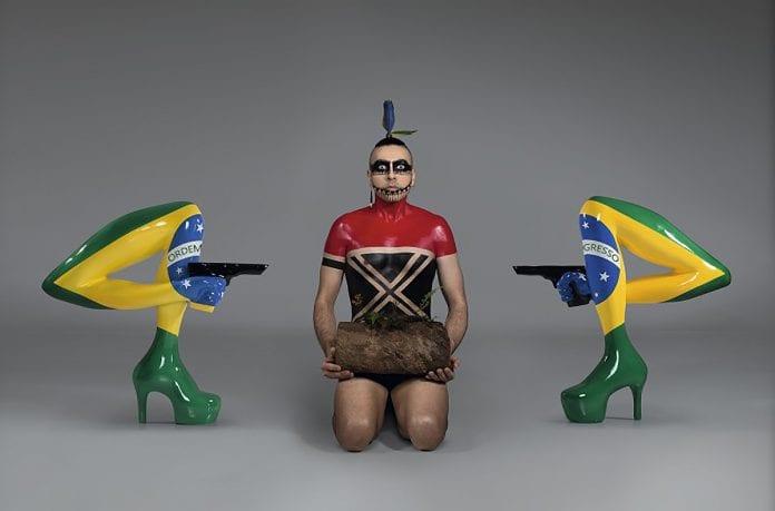 Thiago Costackz arte ativismo ambiental