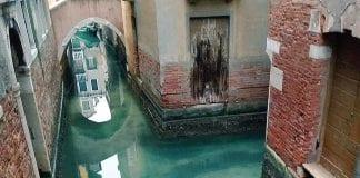 canais Veneza água