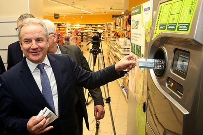 reciclagem lituânia