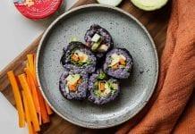 sushi sem peixe