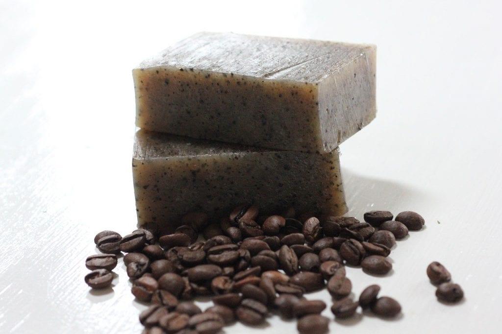sabonete café