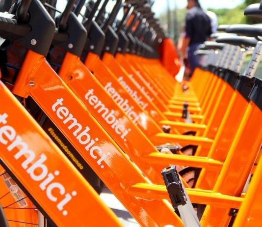 bicicletas para funcionários