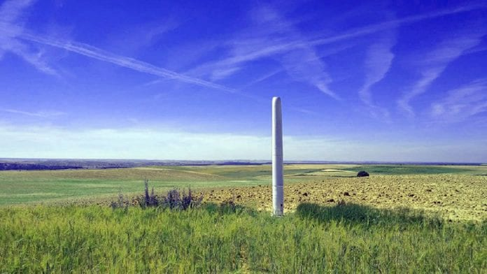 turbina eolica sem pás