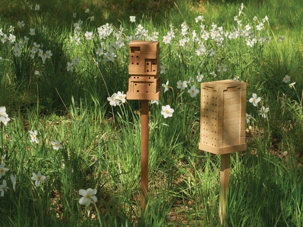 abrigos de abelhas
