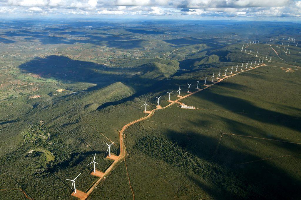 energia dos ventos