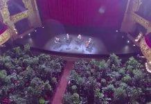 ópera Barcelona plantas