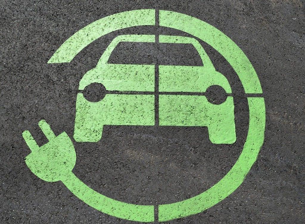 recarga carro elétrico