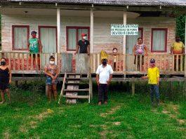 auxilio comunidades indigenas