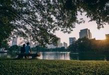 cidade verde desenvolvimento sustentável