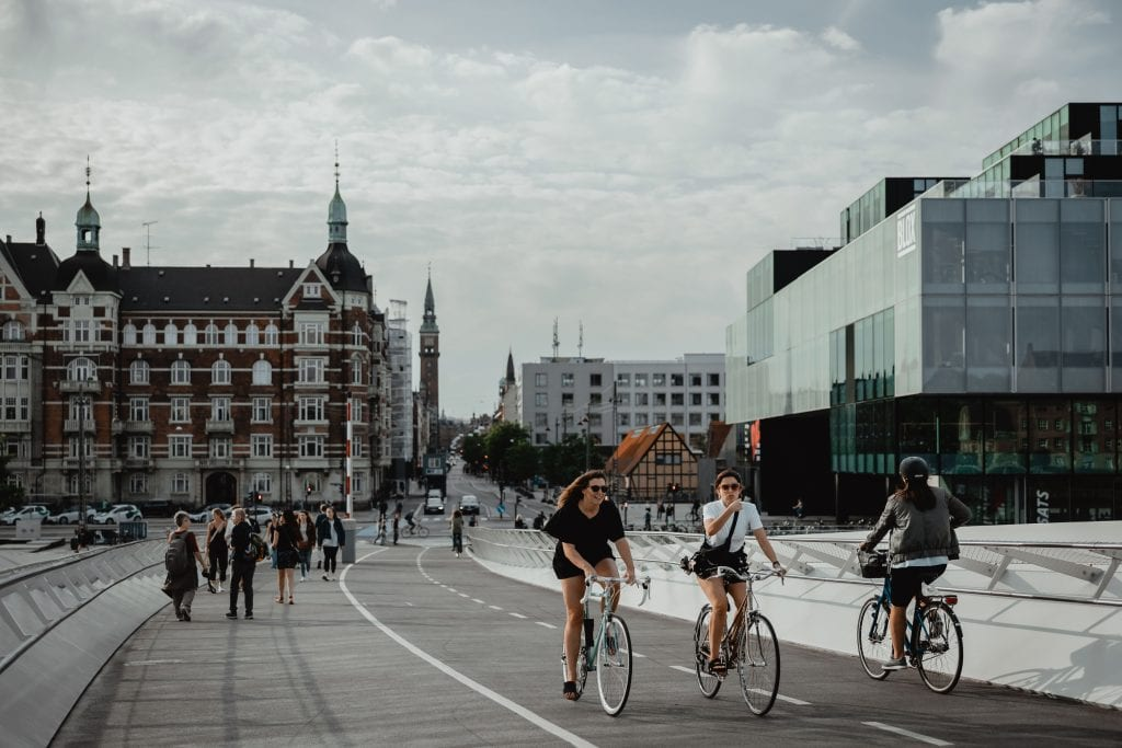 cidades para bikes