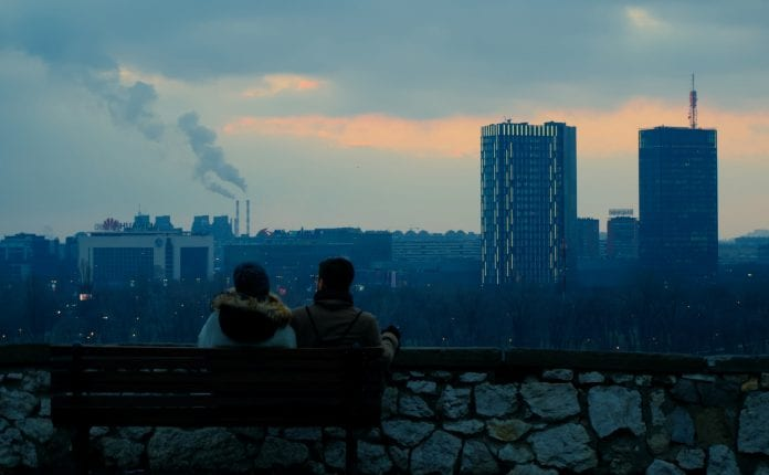 poluição do ar saúde