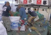 limpeza oceanos