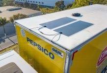 caminhões movidos a energia solar