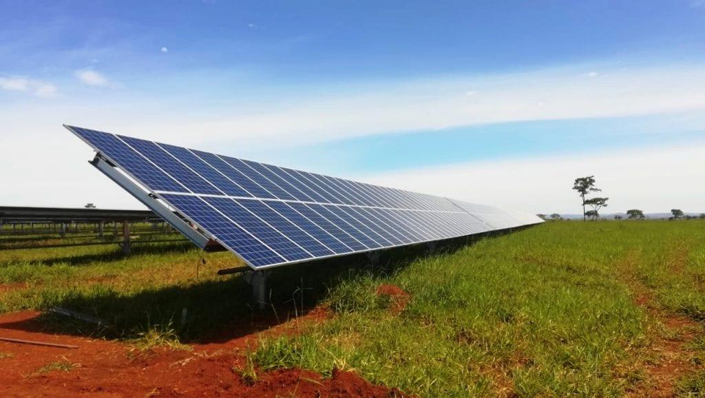 usina solar