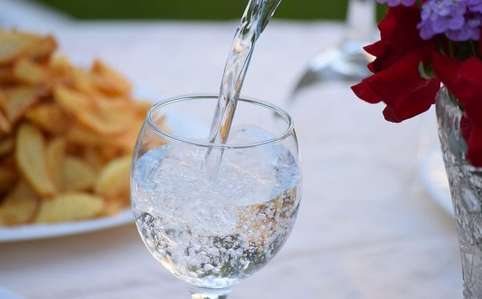 água da casa