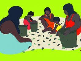 mulheres yarang documentário