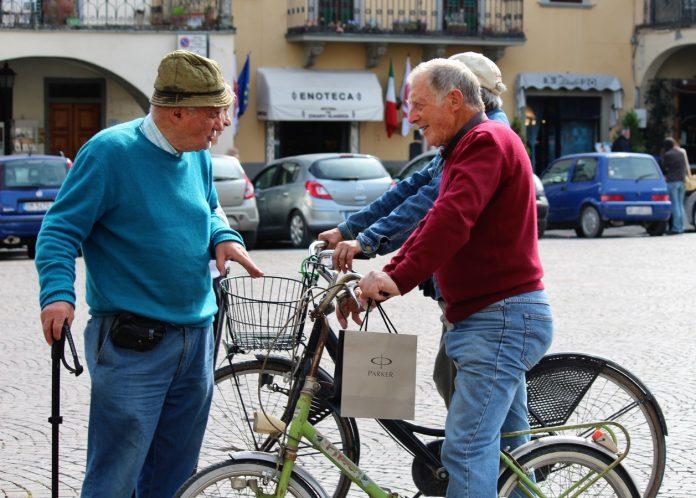 Itália bicicleta