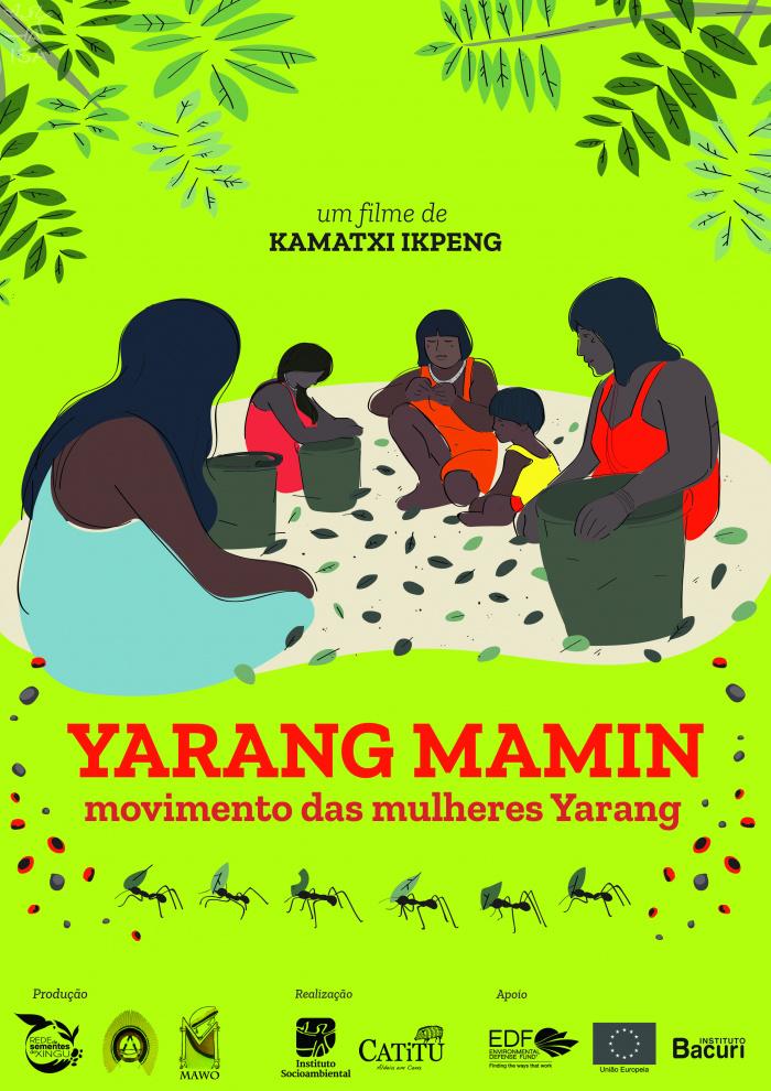 documentário mulheres yarang
