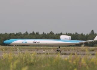 avião futurístico