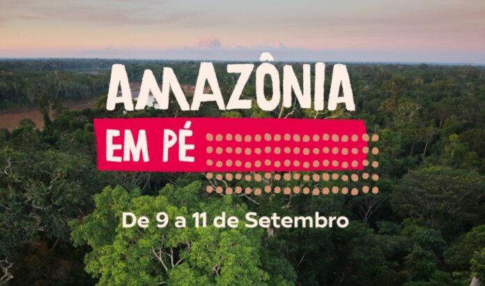 amazônia em pé