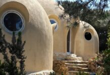 cúpulas de terra