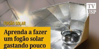 fogão solar de baixo custo