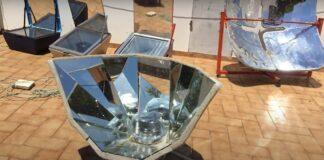 fogão solar USP