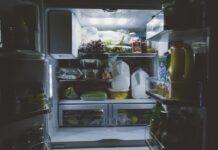 geladeira sem plástico
