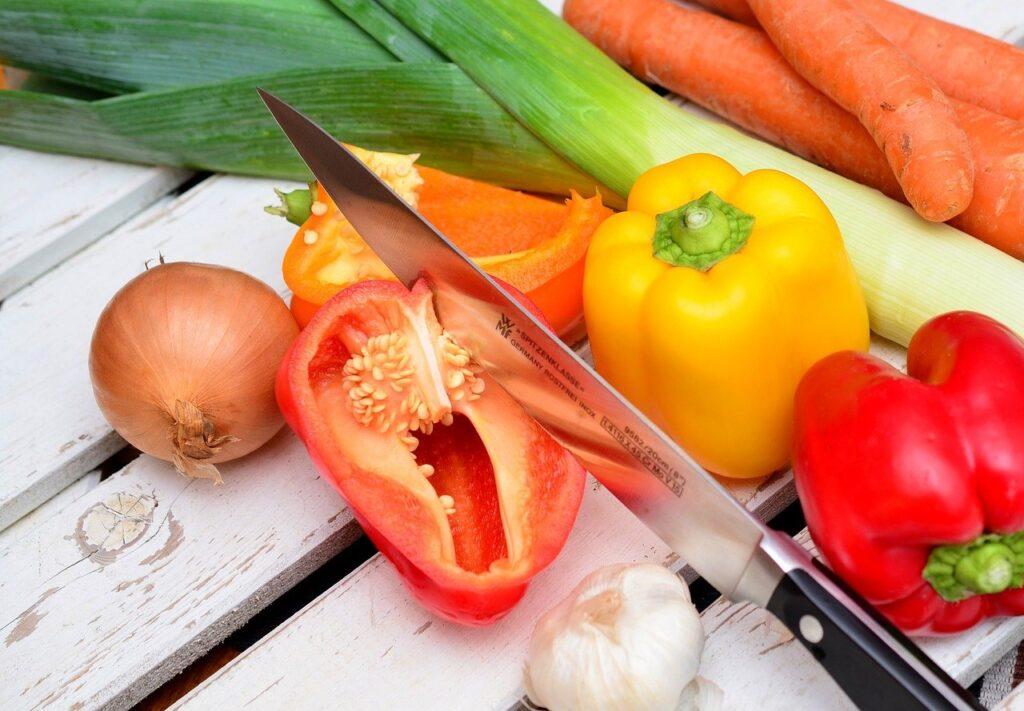 alimentos agrotóxicos