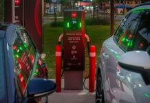 eletroposto carro elétrico