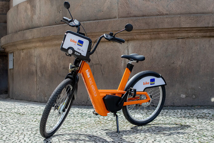 tembici bike itaú bikes bicicletas elétricas