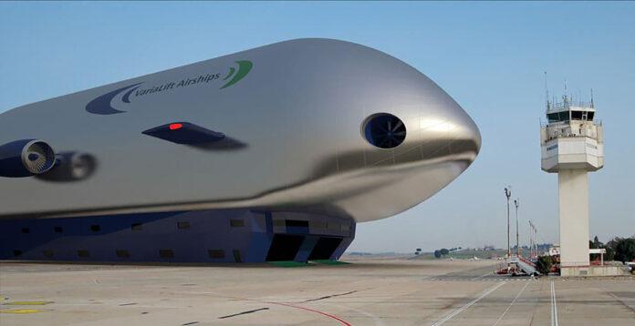 zepelin solar Varialift Airships