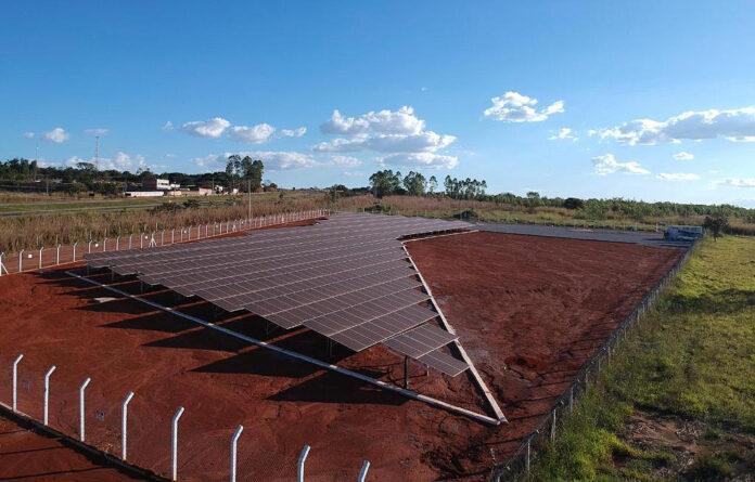 Ambev energia solar