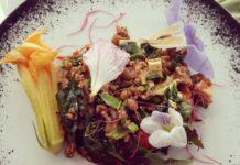 baião vegetariano