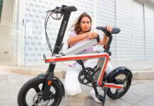 bike elétrica portátil