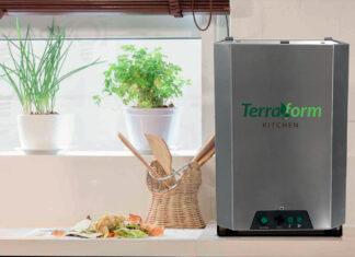 composteira elétrica Terraform Kitchen