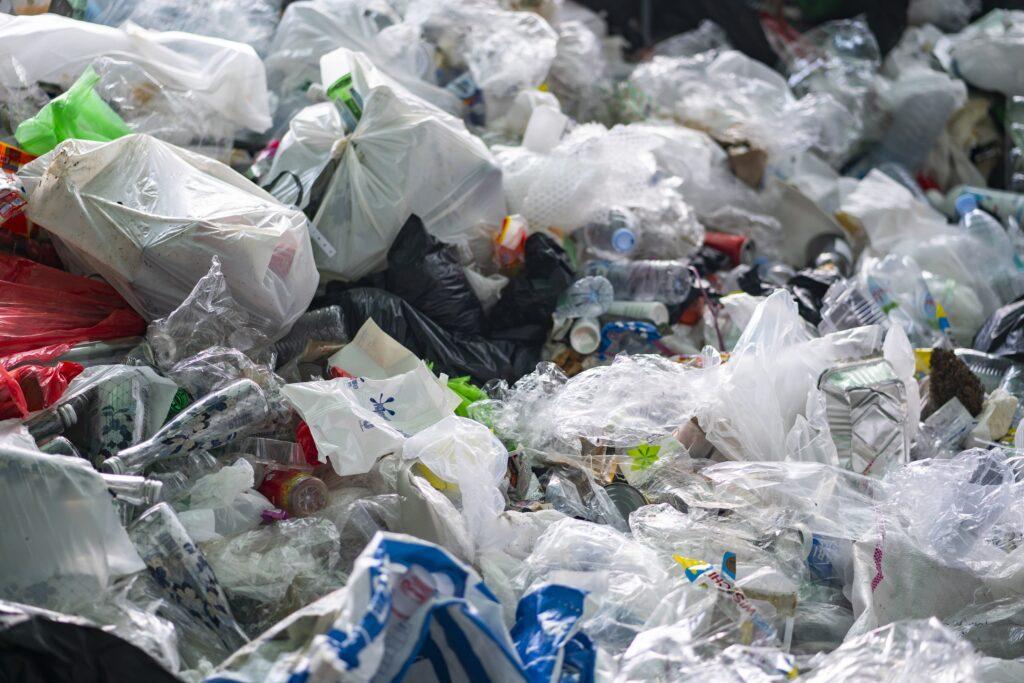 eua geração de lixo
