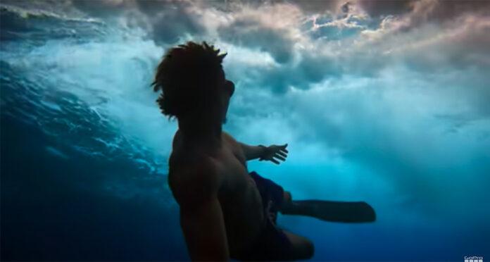 concurso selfie no mar GoPro