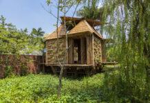 casa de bambu