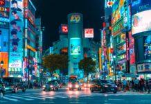 carros japão