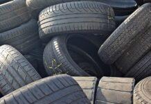 pneus reciclagem