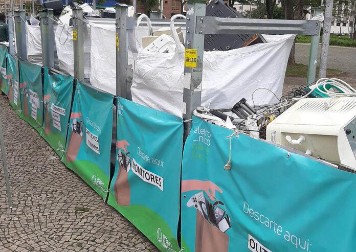 reciclagem eletroeletrônicos green eletron