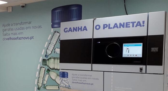 reciclagem garrafas portugal