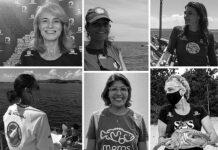 mulheres brasileiras projetos vida marinha