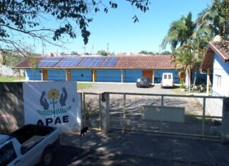 apae energia solar