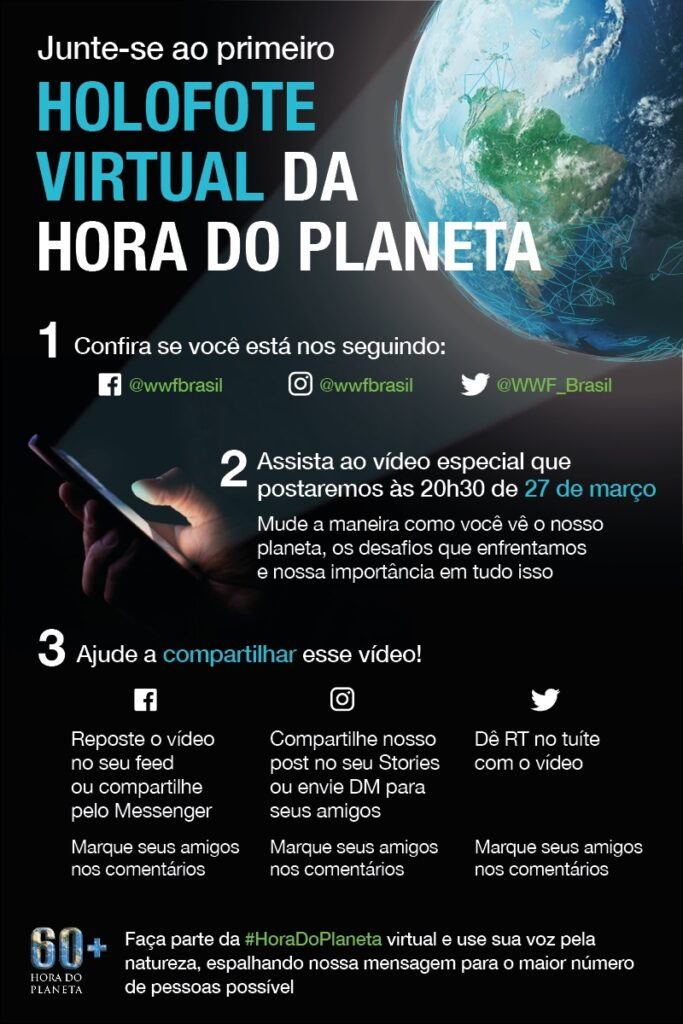 hora do planeta 2021