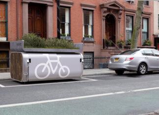 vaga para bikes