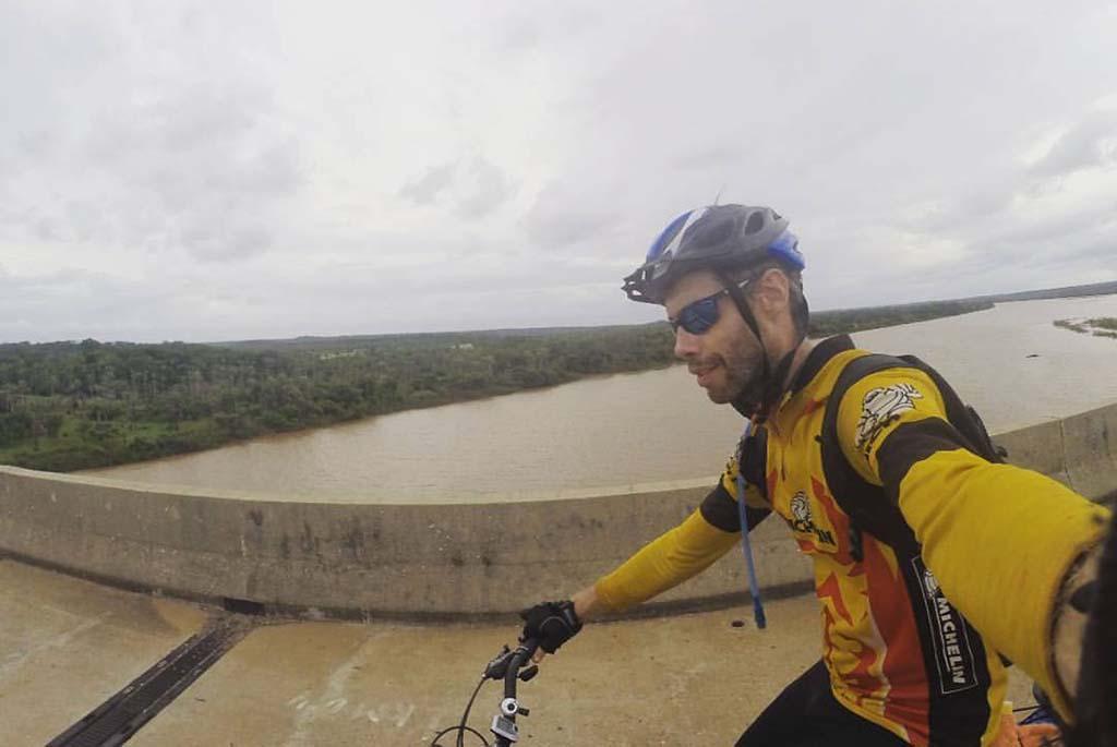 projeto pedalágua professor água