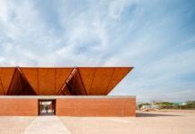 mercado mexicano arquitetura
