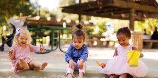 brincar criança